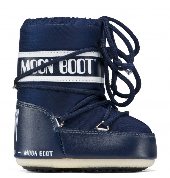 Mini Nylon Classic Moon Boot