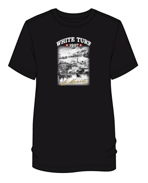 WHITE TURF T-Shirt Herren