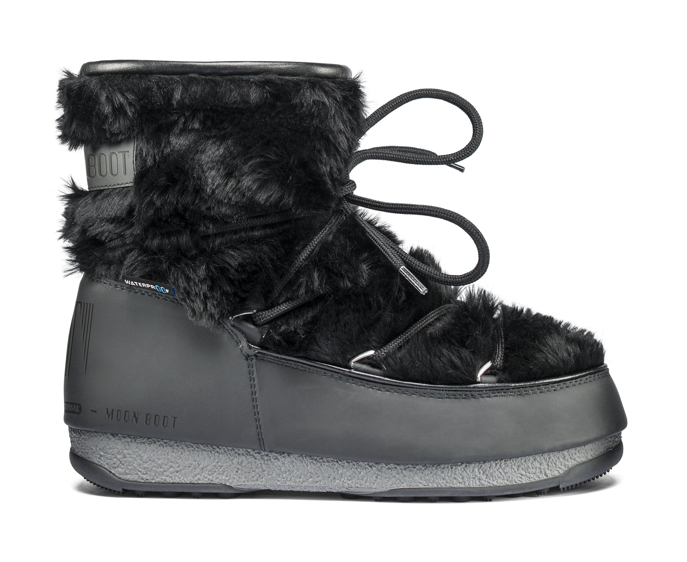 cheap for discount ff2ed 216dd W.E. Monaco Low Fur WP Moon Boot