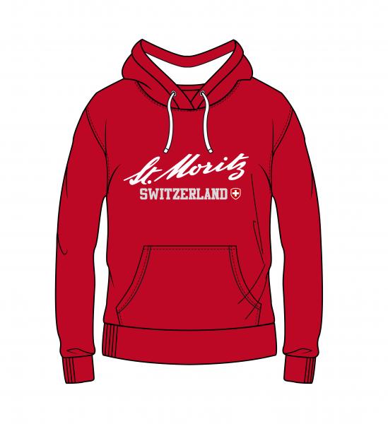 Switzerland Hoody Herren