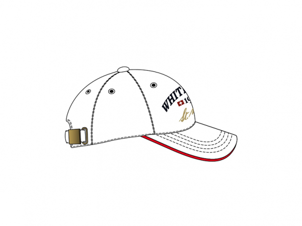 Kids WHITE TURF Cap