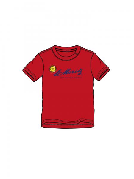 St. Moritz T-Shirt Kids