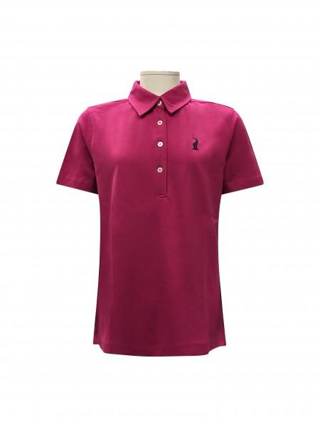 Steinbock Poloshirt Damen